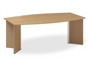 Konferenční stůl Pro Office 80/110x200x73,5 cm