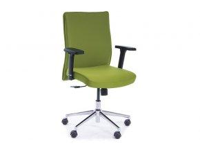 kancelarska zidle Pierre zelena