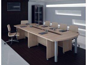 konferencni stul TopOffice 370x140 cm 7