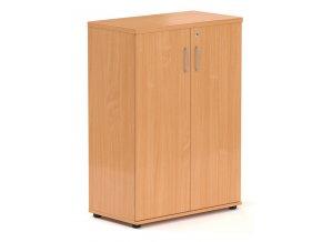 Střední skříň Visio 80x38,5x113 cm