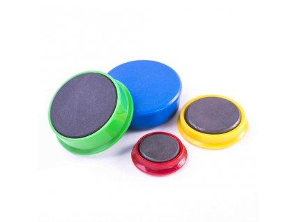 modrý magnet prům. 38mm