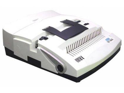 Elektrický kroužkový vazač DSB 3000 včetně 4 děrovačky