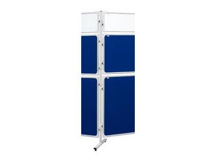 Stojna k tabuli 190cm pro systém dělících příček