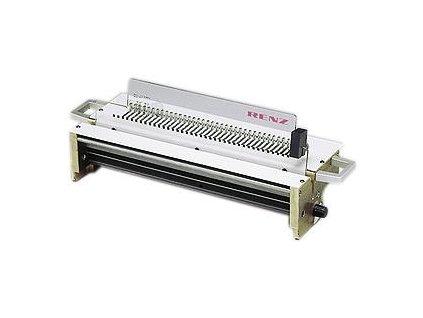 Výsekový nástroj RENZ DTP 3:1, 4x4mm a palcovým otvorem