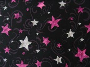 Softshell letní Hvězdičky