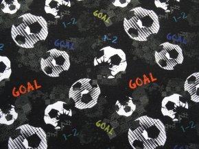 Teplákovina fotbalové míče digitisk