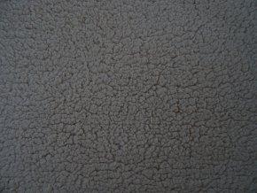 Beránek - sherpa béžová barva