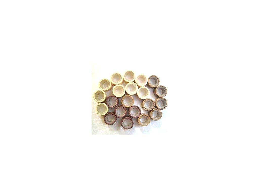 Micro Ring 1000ks 5.0mm silikon barvy dle vašeho výběru