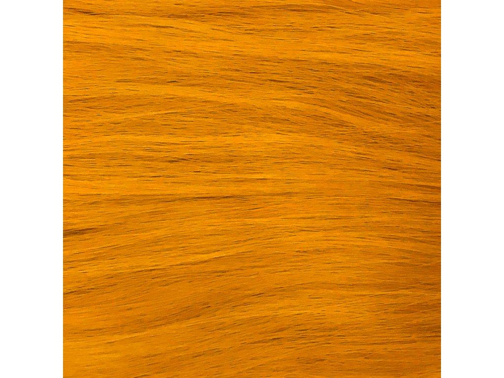 Rovný Yaki Pony Kanekalon KP144 Zlatá