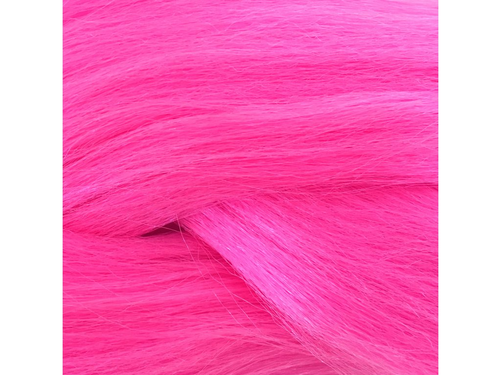 Ultra Jumbo Braid Kanekalon XXL Světle růžová LightPink