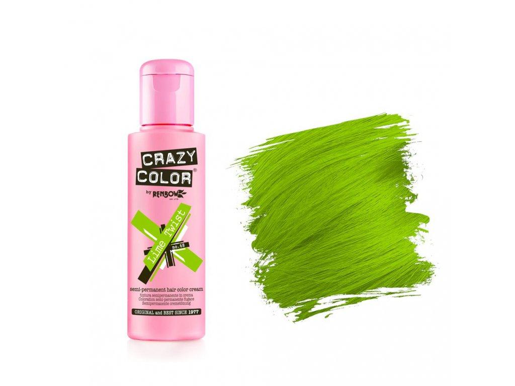 crazy Lime Twist web