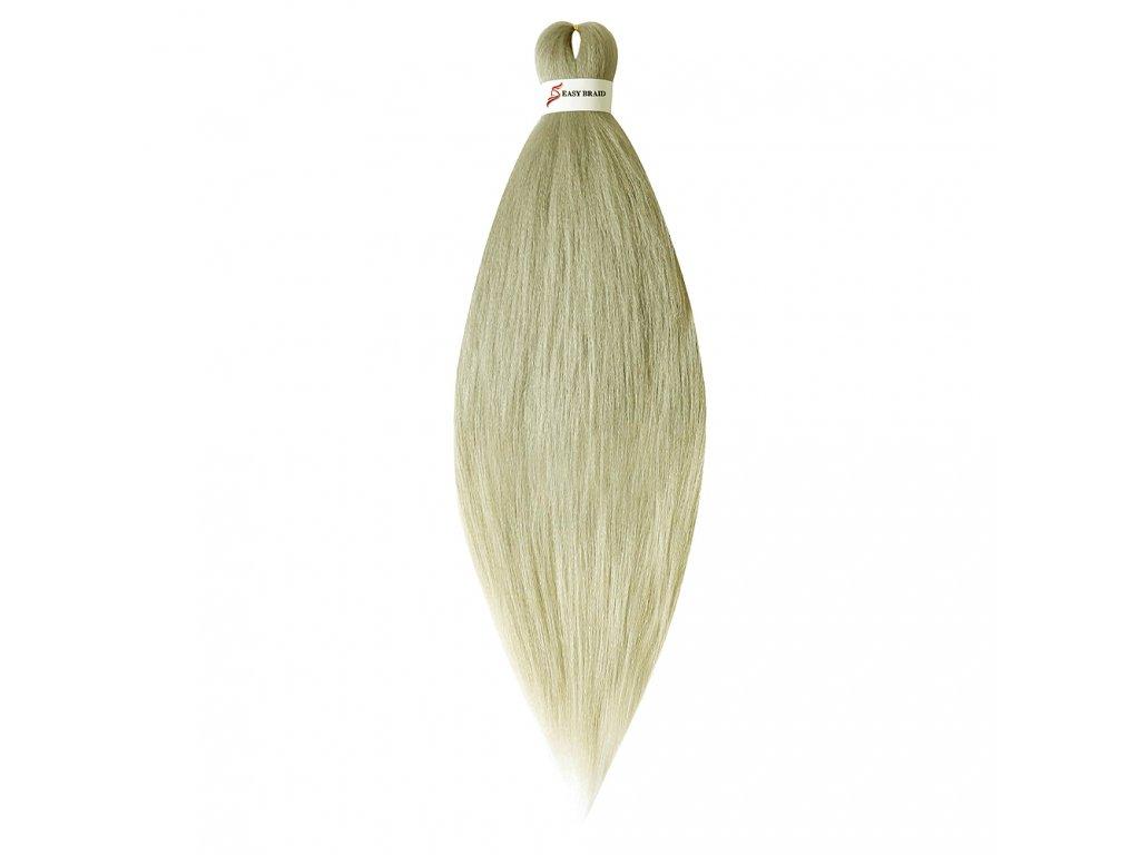 EZ Braid Kanekalon EZSilver Stříbrná blond