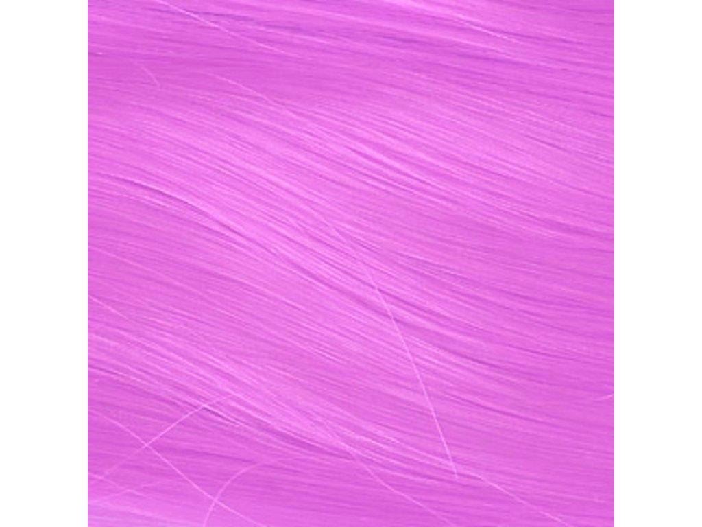 Rovný Mono Braid Kanekalon MBTF2403A Fialová růžová