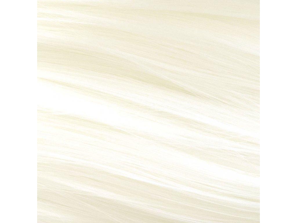 Rovný Mono Braid Kanekalon MB5404 Bílá