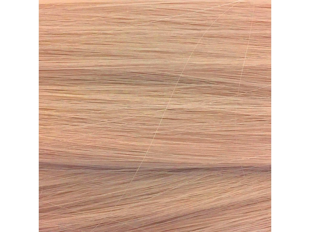 Rovný Mono Braid Kanekalon MB1310 Světlounce růžová
