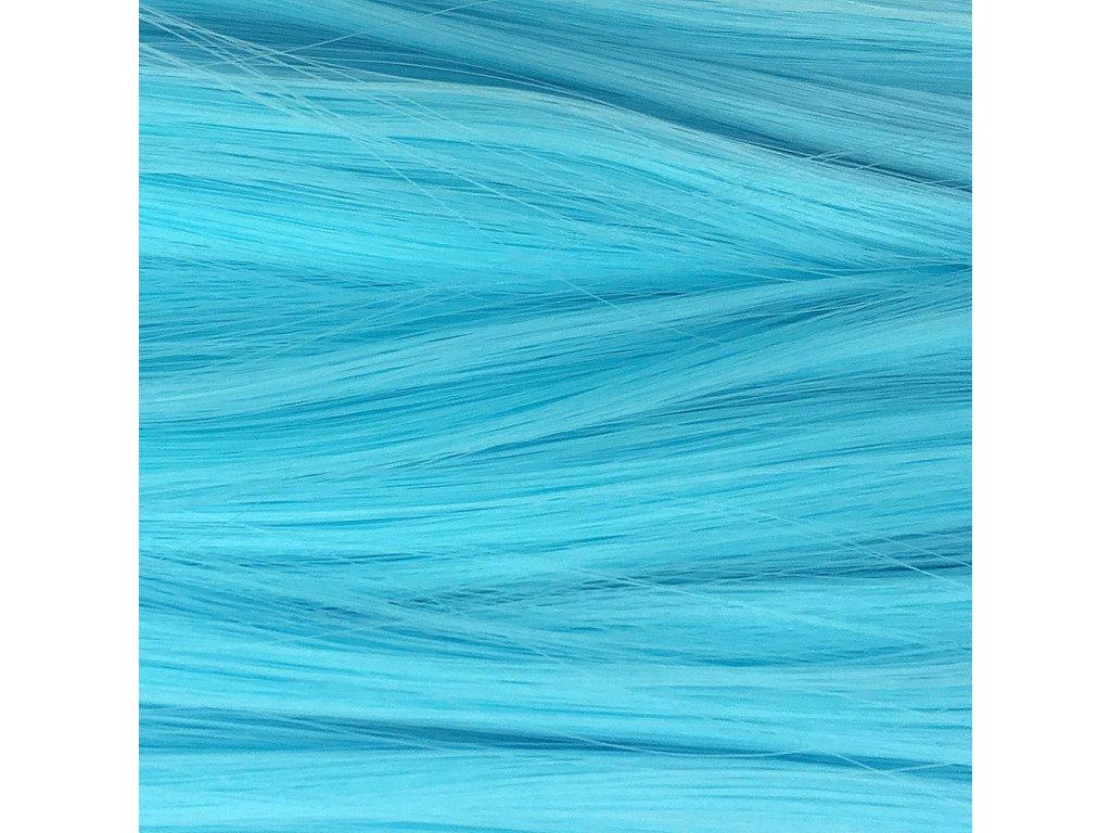 Rovný Mono Braid Kanekalon MB4516 Světle modrá