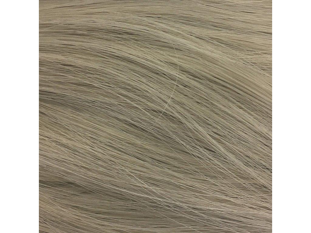 Rovný Mono Braid Kanekalon MB1306 Natural Silver