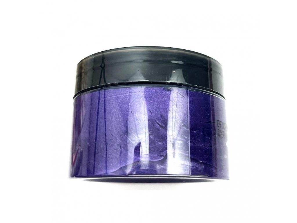 Barvící vosk na vlasy fialový 120gr