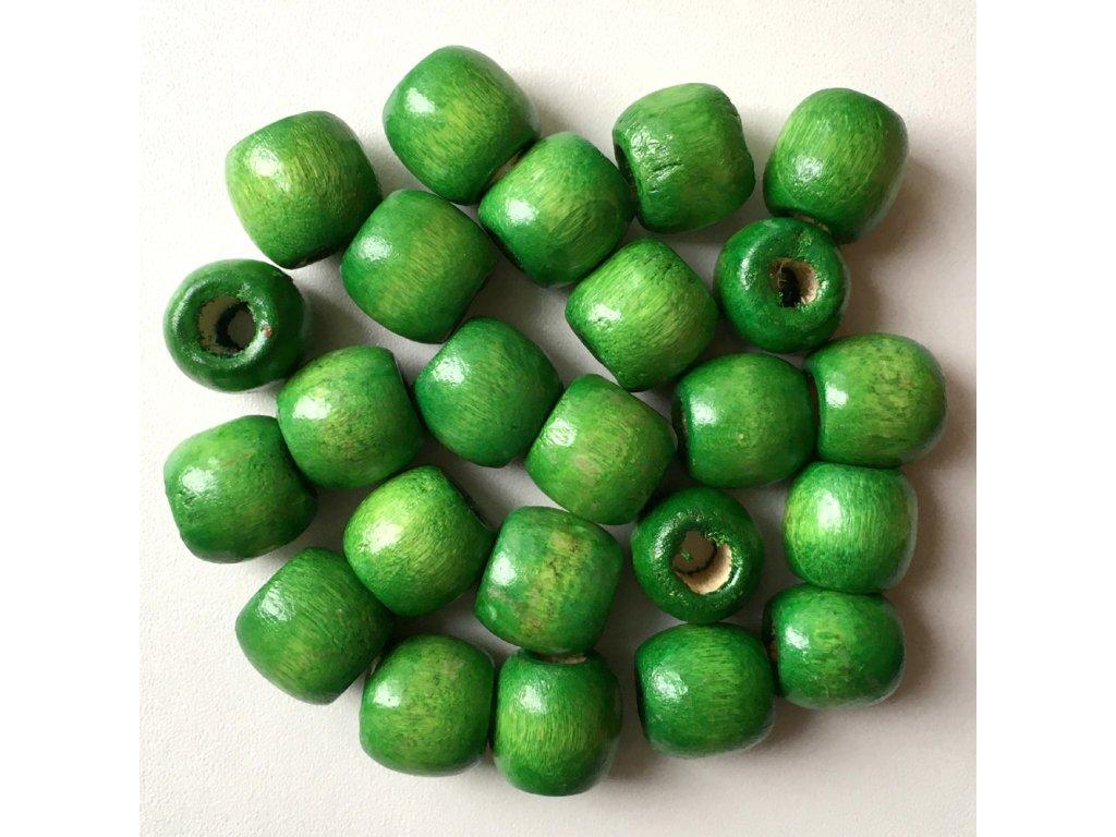 zelene velke