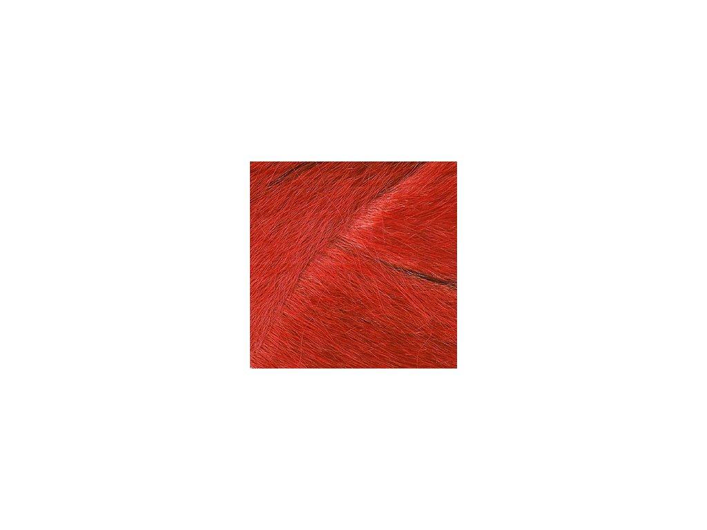 100% Jumbo Braid Kanekalon KBHennaR Henna červená