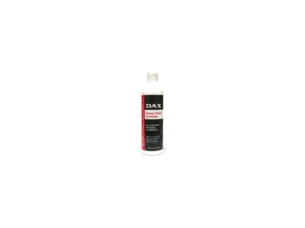 Dax čistící šampon na pomády a vosky