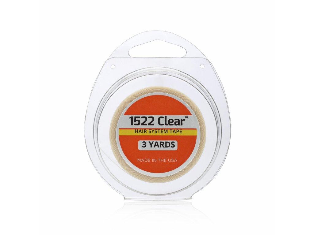 Profesionální denní lepící páska Clear délka 2,8m šířka 1,3cm