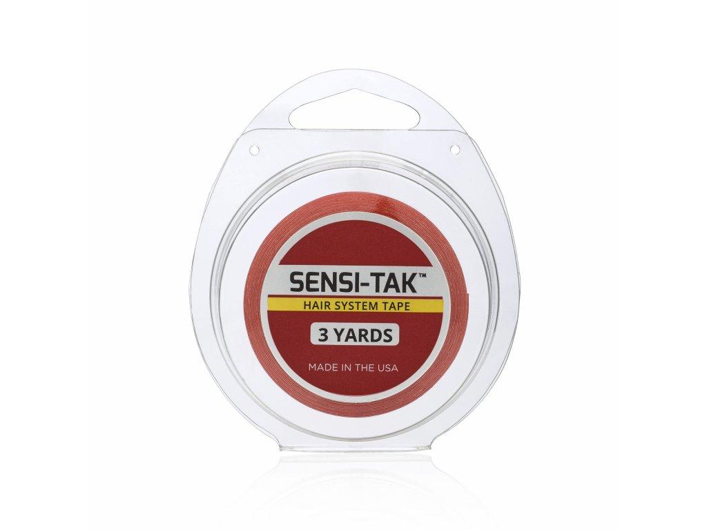 Profesionální týdenní lepící páska SensiTak délka 2,8m šířka 1,3cm