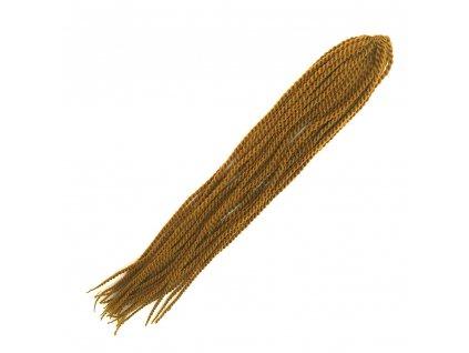 Senegalese Twist Crochet Kanekalon STC27 Medová