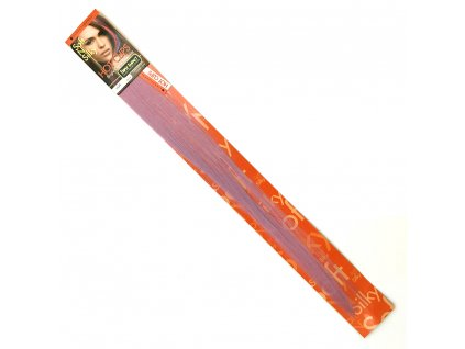 Umělé vlasy Hot Clips Lilac