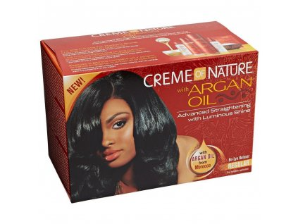 creme of nature relaxer