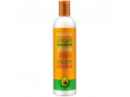 Cantu Avocado Hydrating Curl Activator Cream 355ml