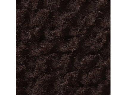 Afro Twist Braid Kanekalon ATB4 Tmavě hnědá 50cm