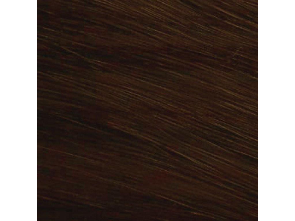Rovný Kanekalon  MB6 Stredne hnedá