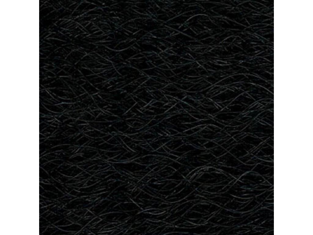 100% Jumbo Braid Kanekalon KB1 Čierná