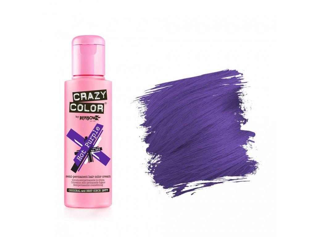 13307 barva na vlasy crazy color hot purple