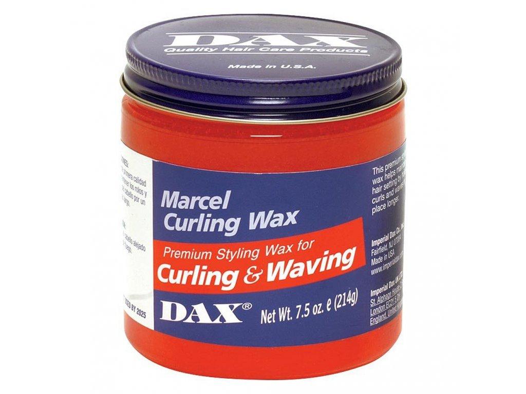 DAX Marcel Curling wax kvalitné natáčacie vosk na vlasy 213gr