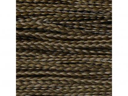 Rovný Micro Zizi Kanekalon MZR18 Popolavo hnedá
