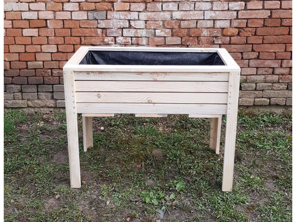 Dřevěný truhlík smrkový