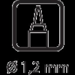 4336-liner_hrot_prum_1_2_mm