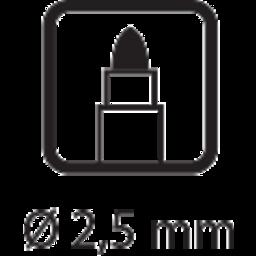 4344-valcovy_hrot_prum_2_5_mm