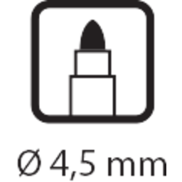 4346-valcovy_hrot_prum_4_5_mm