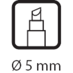 4365-klinovy_hrot_prum_5_mm