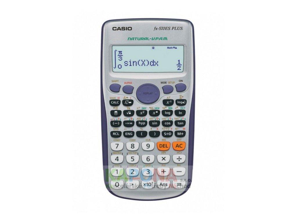 Kalkulačka CASIO vědecká FX 570ES Plus