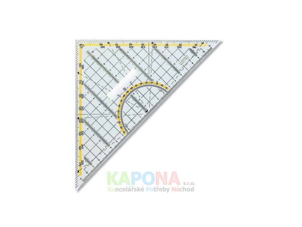 Trojúhelník Koh-I-Noor 703044 45/177 s držátkem