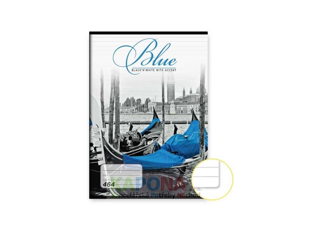 464 TRAVEL Blue