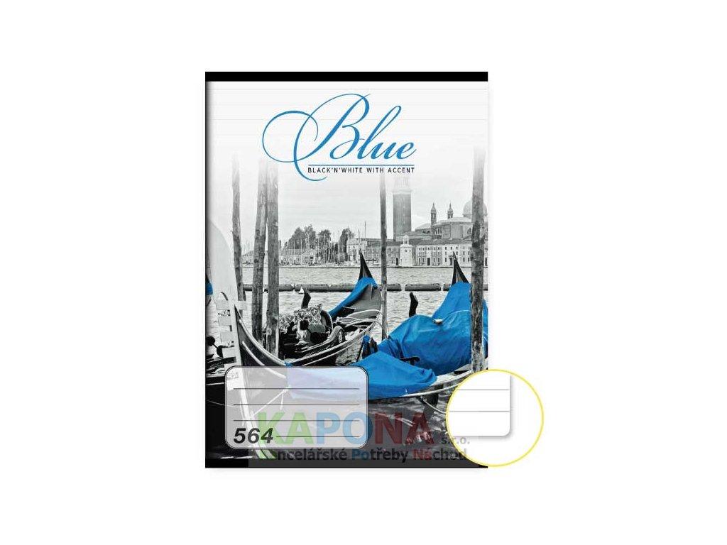564 TRAVEL Blue