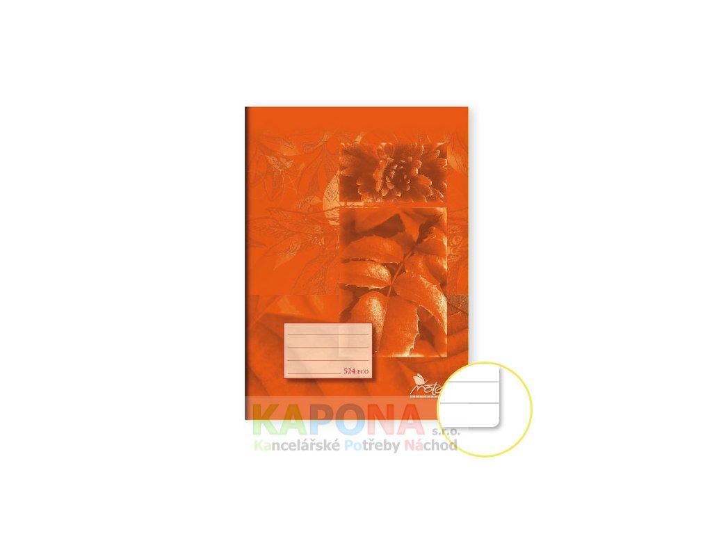 524 ECOnomy oranžový 1