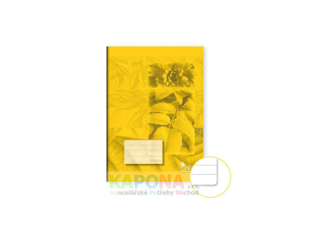 523 ECOnomy žltý 2