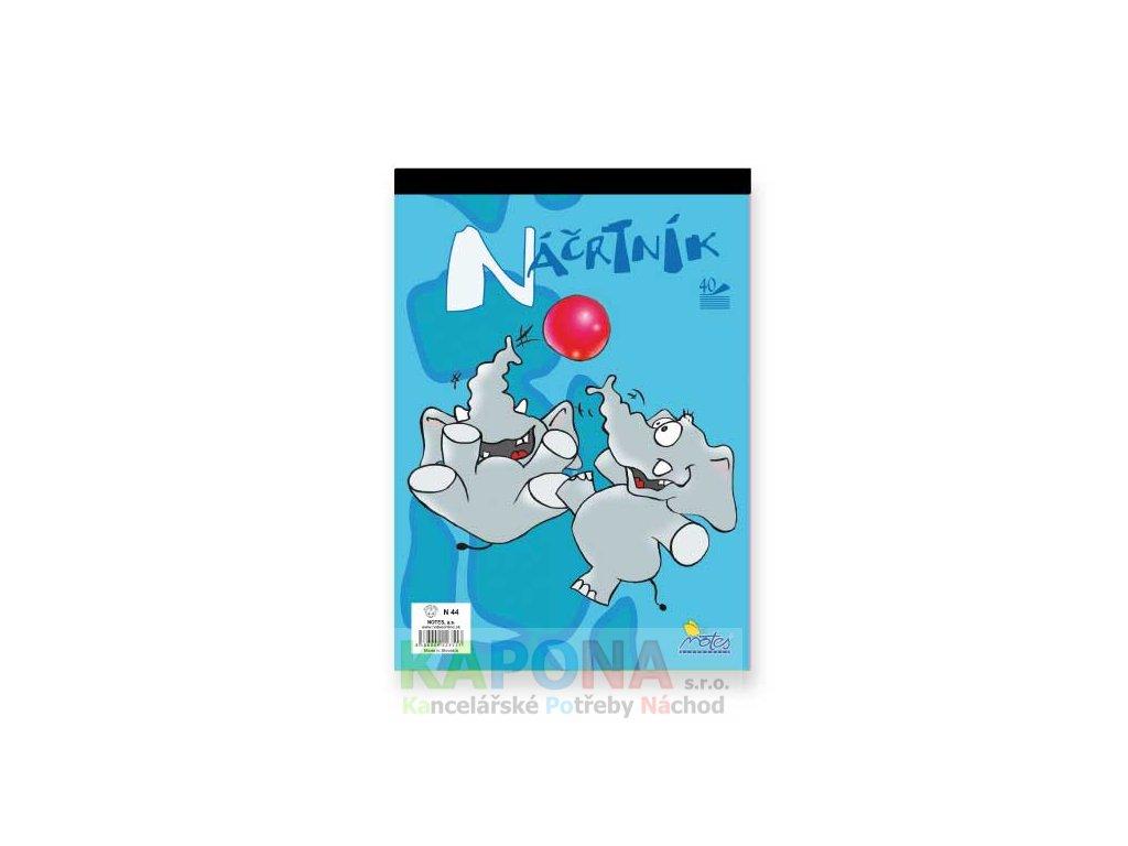 N44 Jungle blue