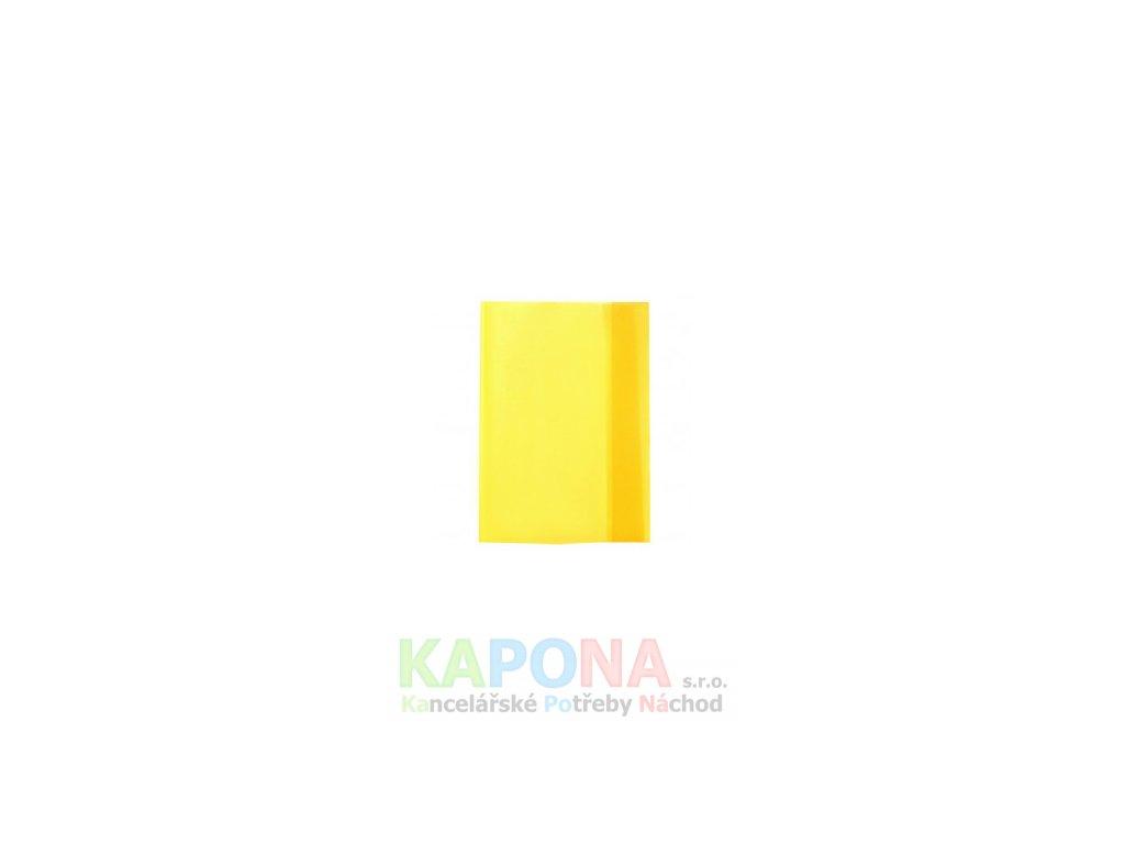Obal na sešit A4 barevný silný, různé barvy